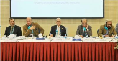 ECO Secretariat attended Specialized Committees of the ECO-CCI