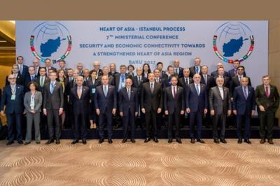 ECO Secretary General attended Heart of Asia-Istanbul Process meeting in Baku
