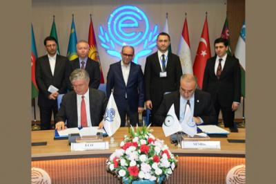 ECO and SESRIC signed MoU