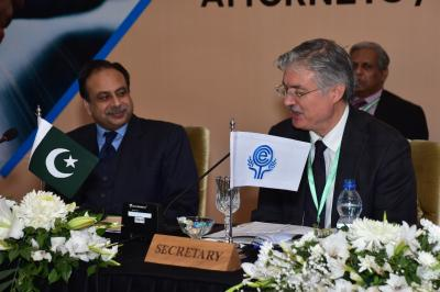 3rd Meeting of Attorneys/ Prosecutors General of the ECO Member States