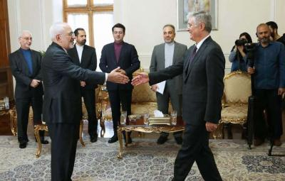 ECO Secretary General. H. E. Mr. Akca, met Iranian Foreign Minister at the end of his 3 years mission