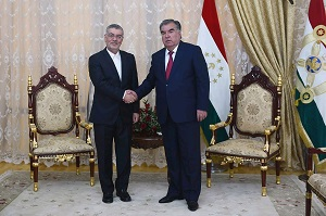 ECO Secretary General Meets with the President of the Republic of Tajikistan